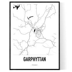 Garphyttan Karta