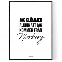 Från Norberg