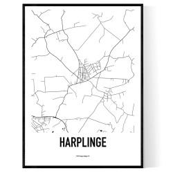 Harplinge Karta