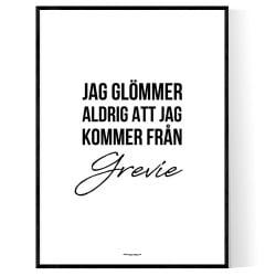 Från Grevie