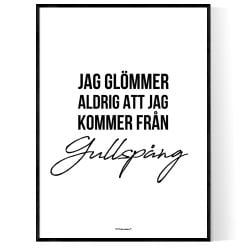 Från Gullspång