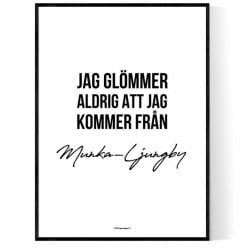 Från Munka-Ljungby