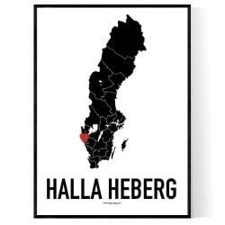 Halla Heberg Heart