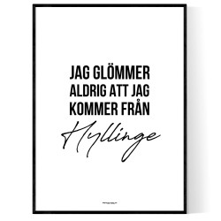 Från Hyllinge