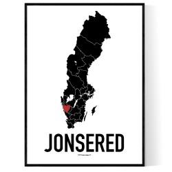 Jonsered Heart