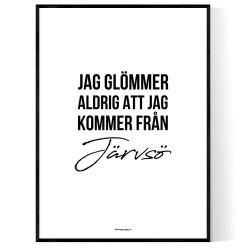 Från Järvsö