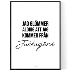 Från Jukkasjärvi