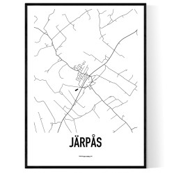 Järpås Karta