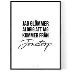 Från Jonstorp