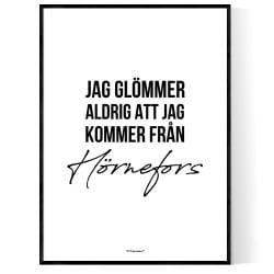 Från Hörnefors