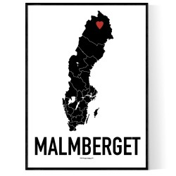 Malmberget Heart