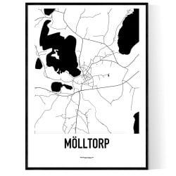 Mölltorp Karta