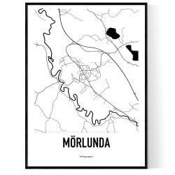 Mörlunda Karta