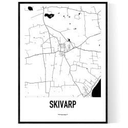 Skivarp Karta