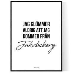 Från Jakobsberg