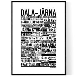 Dala-Järna Poster
