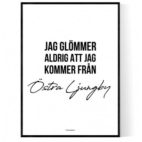 Från Östra Ljungby