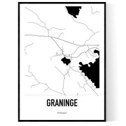 Graninge Karta