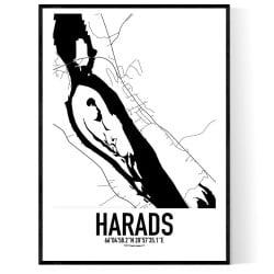 Harads Karta