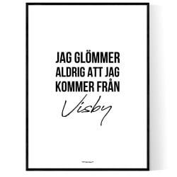 Från Visby