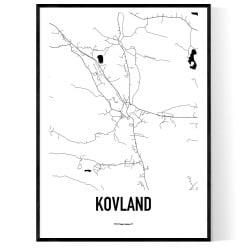 Kovland Karta