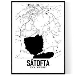 Sätofta Karta