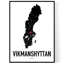 Vikmanshyttan Heart