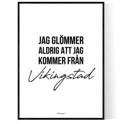 Från Vikingstad