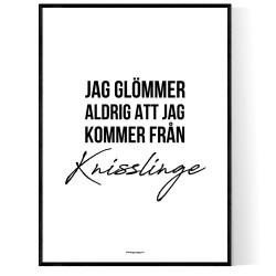 Från Knisslinge