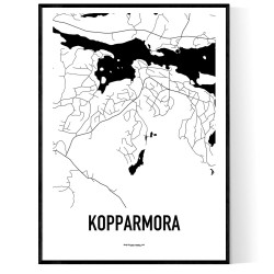 Kopparmora Karta
