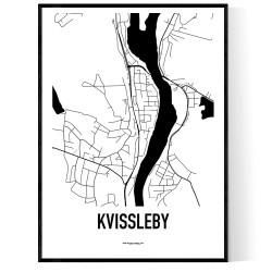 Kvissleby Karta