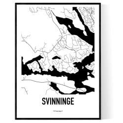Svinninge Karta 2