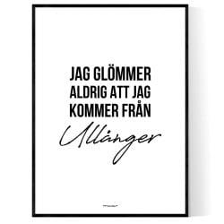 Från Ullånger