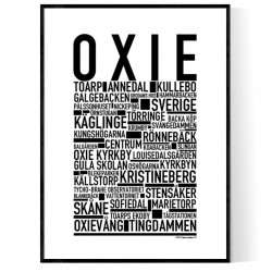 Oxie Poster