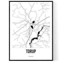 Torup Karta