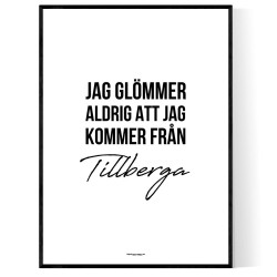 Från Tillberga