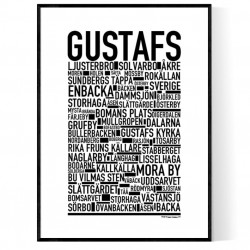 Gustafs Poster
