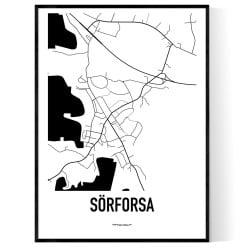 Sörforsa Karta