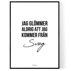 Från Sveg