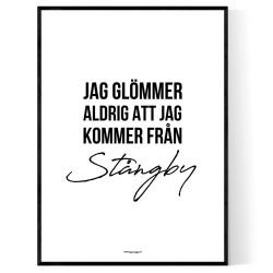 Från Stångby