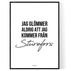 Från Sturefors