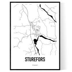 Sturefors Karta