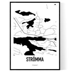 Strömma Karta