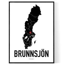 Brunnsjön Heart