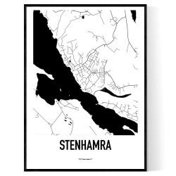 Stenhamra Karta