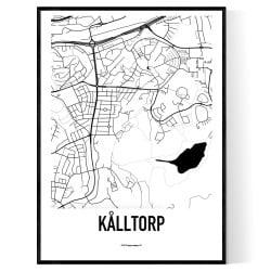 Kålltorp Karta