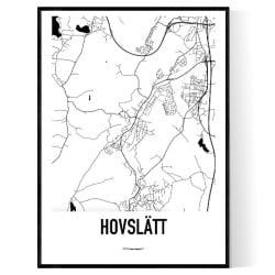 Hovslätt Karta
