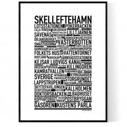 Skelleftehamn Poster