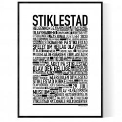 Stiklestad Poster