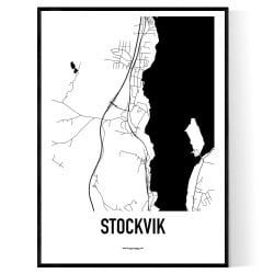 Stockvik Karta